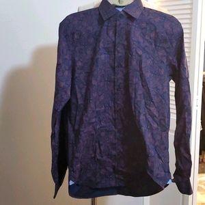 BESPOKE MEN'S DRESS SHIRT 15.5